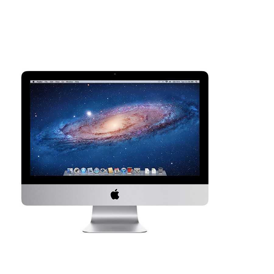"""iMac 21.5"""" 2.8GHz i7 16GB ram 251gb Flash + 2000GB HDD - Metà 2011 ricondizionato usato"""