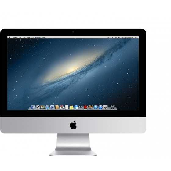 "iMac 21.5"" 3,1GHz i7 8GB ram 128gb Flash + 1TB SATA - Fine 2012"