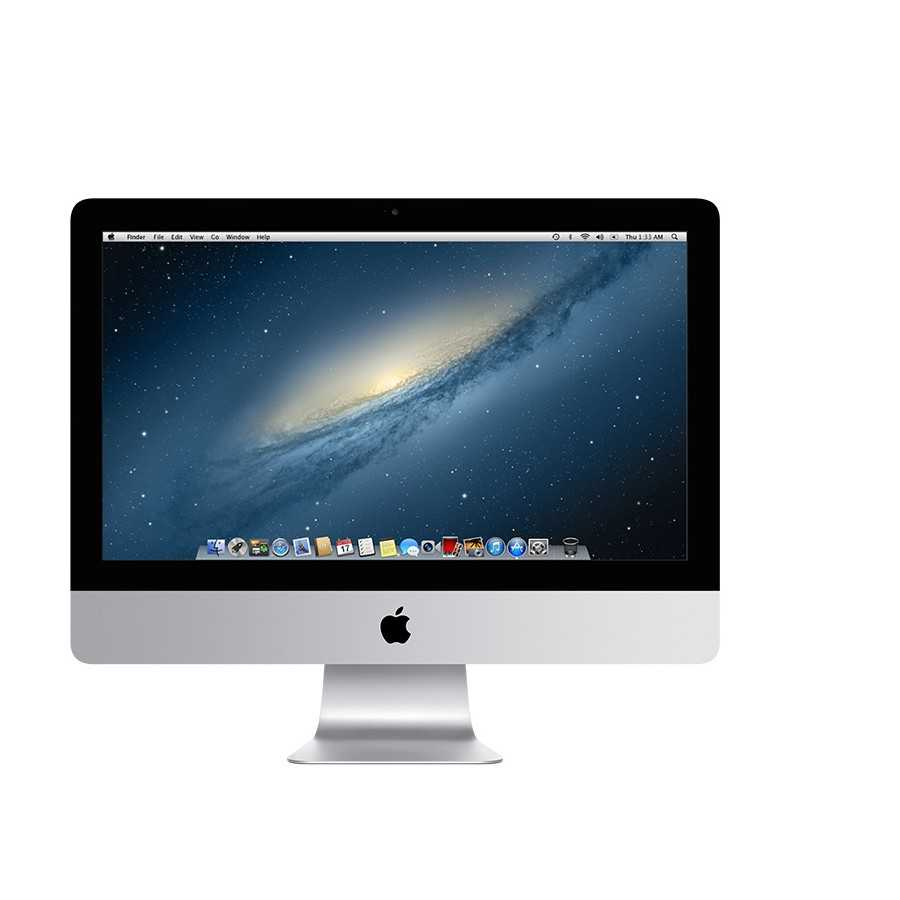 """iMac 21.5"""" 3,1GHz i7 8GB ram 128gb Flash + 1TB SATA - Fine 2012 ricondizionato usato"""