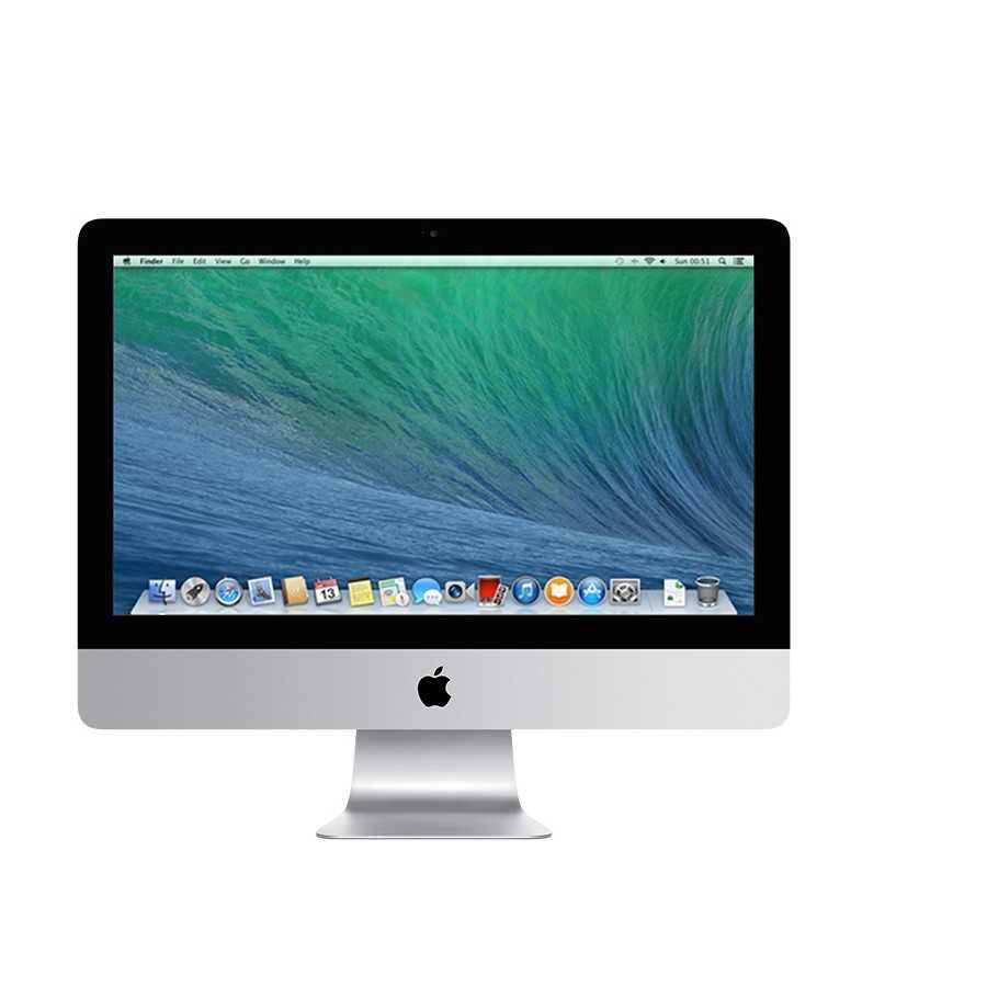 """iMac 21.5"""" 2.7GHz i5 8GB ram 1.12TB Fusion Drive - Metà 2013 ricondizionato usato"""