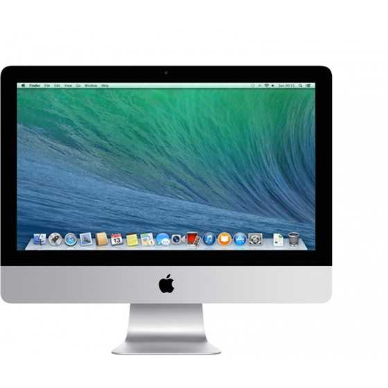 "iMac 21.5"" 2.9GHz i5 8GB ram 500GB Flash - Fine 2013"