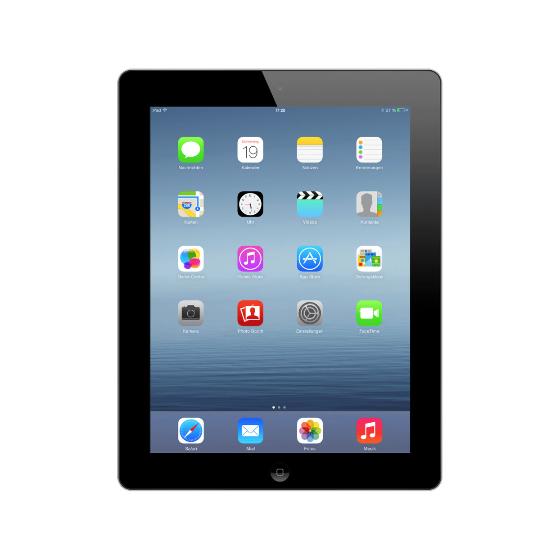 iPad 4 - 16GB NERO