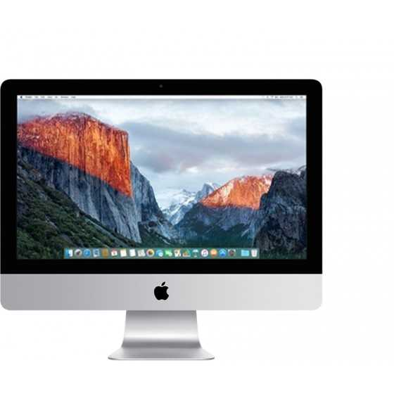 "iMac 21.5"" 4K 3,1GHz i5 8GB ram 1TB SATA + 24GB Flash - Fine 2015"