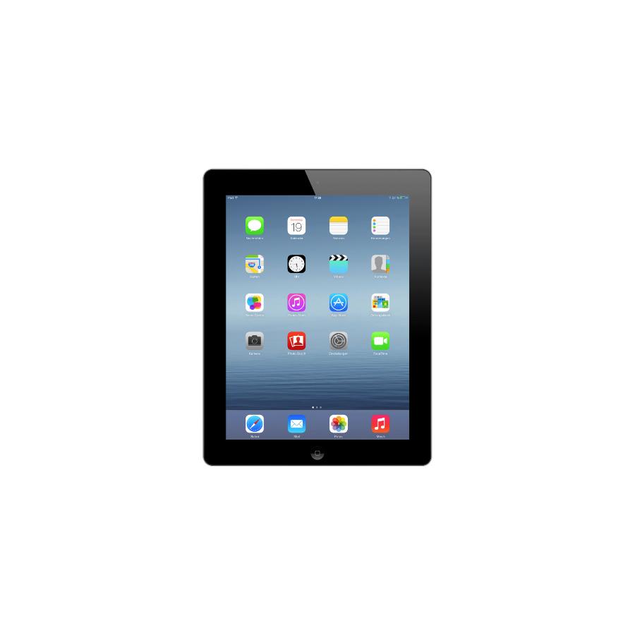 iPad 4 - 64GB NERO ricondizionato usato IPAD4NERO64WIFICELLULARA