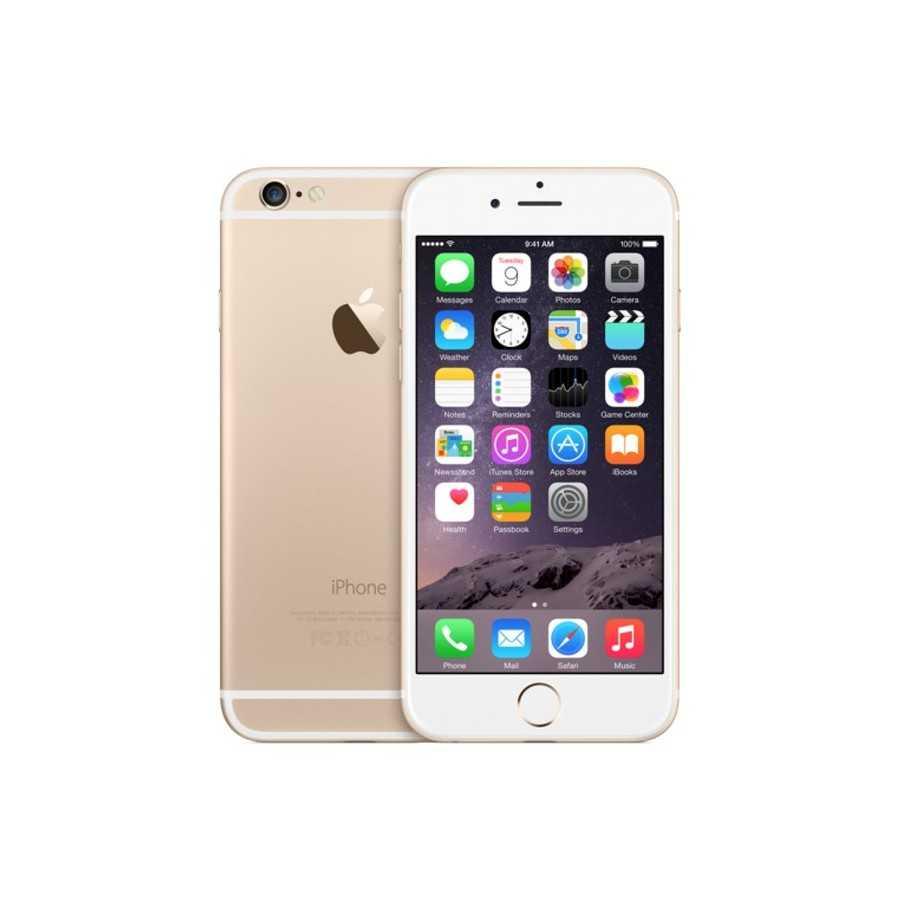 GRADO B 128GB GOLD - iPhone 6 ricondizionato usato