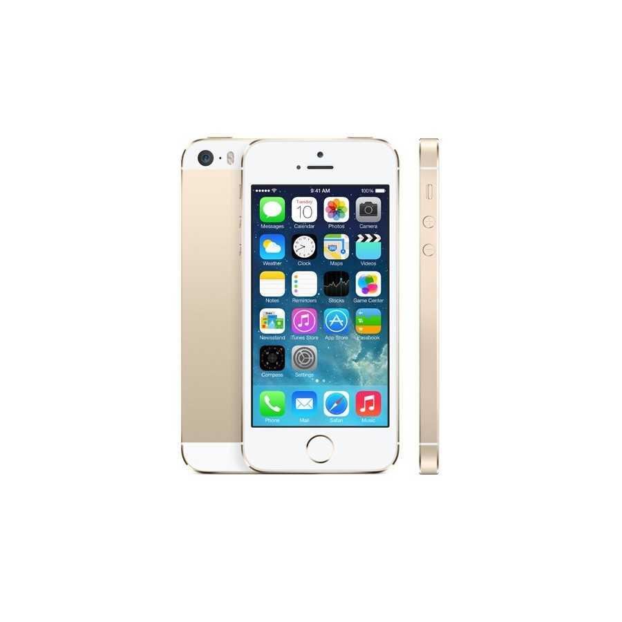 GRADO A 16GB GOLD - iPhone 5S ricondizionato usato