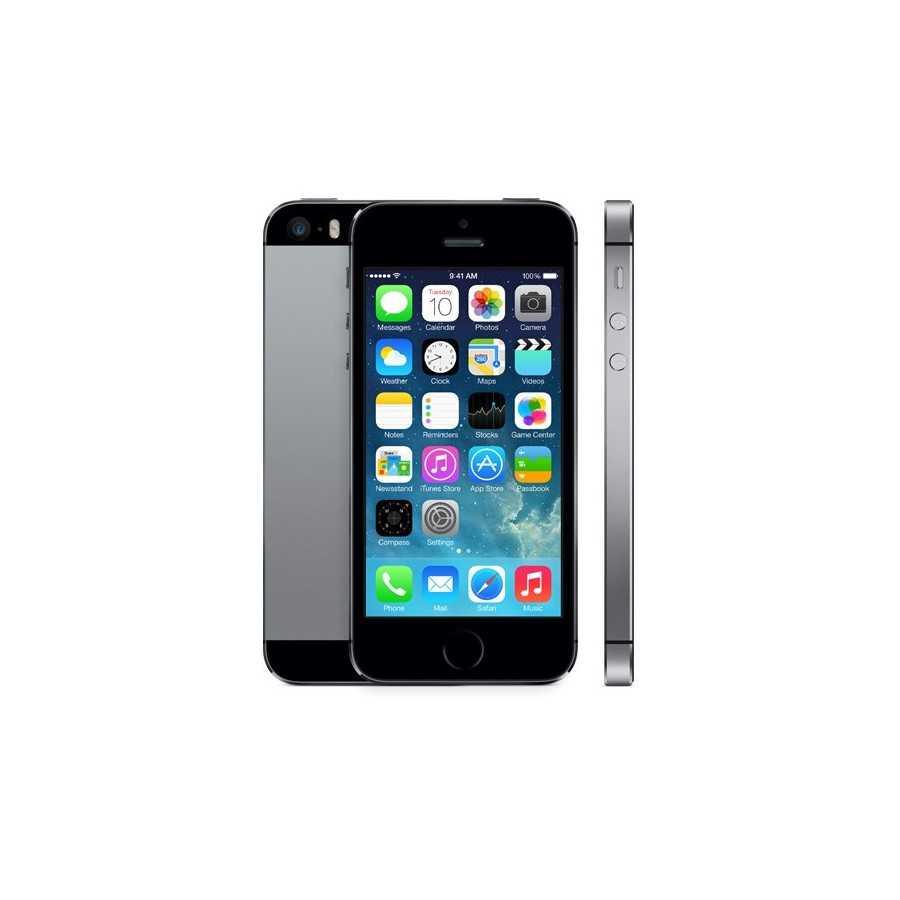 GRADO B 32GB NERO - iPhone 5S ricondizionato usato