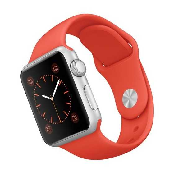 38mm - Apple Watch Sport - Grado AB- rosa