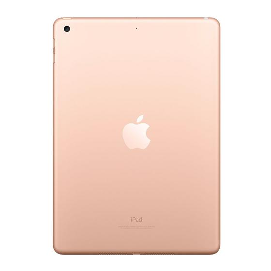 iPad 7 (2019) - 128GB GOLD