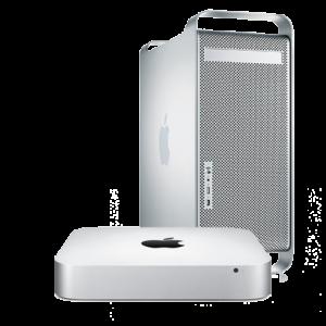 Mac Pro e Mini
